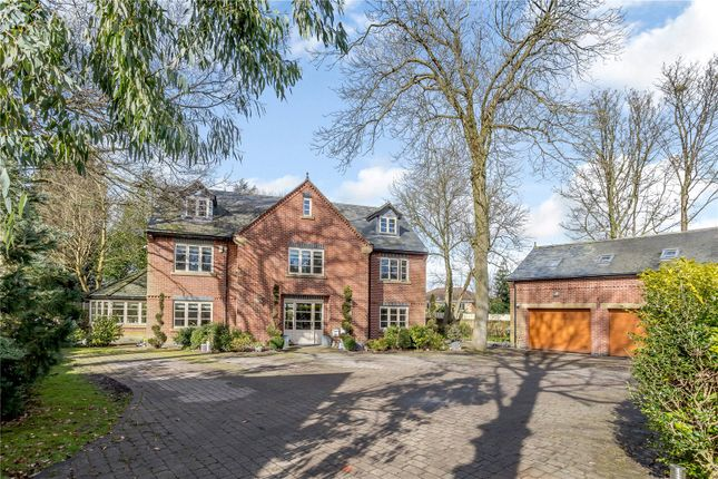 Thumbnail Detached house for sale in Crow Hill Rise, Mansfield, Nottinghamshire