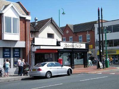 Thumbnail Retail premises for sale in Poulton Street, Fleetwood, Lancashire