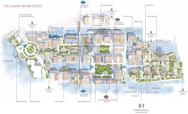 Commercial Property For Sale Canary Wharf