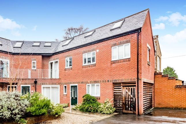 Thumbnail Flat for sale in Magdalen Road, East Oxford