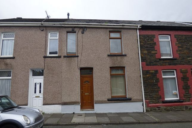 Thumbnail Terraced house for sale in Cross Street, Resolven, Neath .