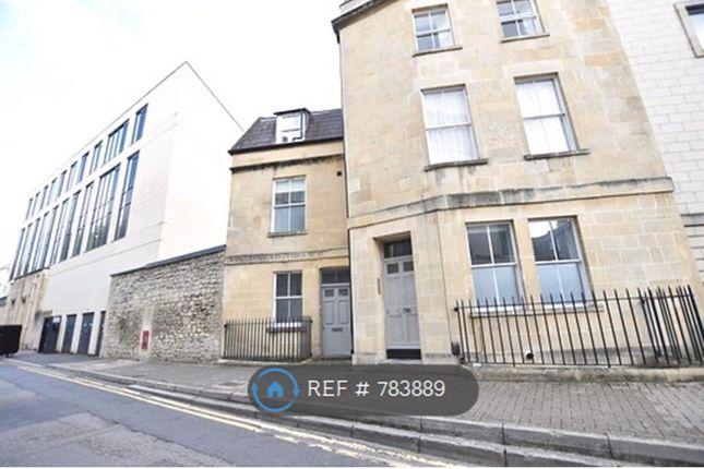 Thumbnail Semi-detached house to rent in Kingsmead Terrace, Bath