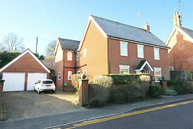 Thumbnail Detached house for sale in Station Road, Sawbridgeworth, Hertfordshire