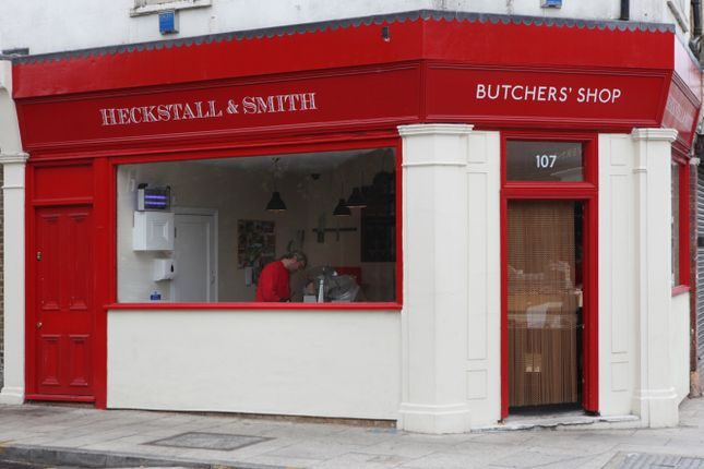 Thumbnail Retail premises for sale in Ladywell Road, London