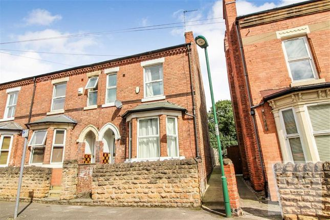 Thumbnail Terraced house to rent in Midland Avenue, Lenton, Nottingham