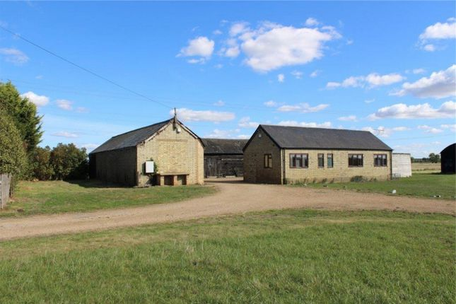Thumbnail Barn conversion for sale in Potton Road, Biggleswade, Bedfordshire