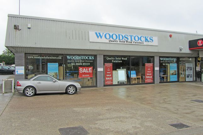 Thumbnail Retail premises to let in The Showroom, Ninfield Garage, Bexhill Road, Ninfield