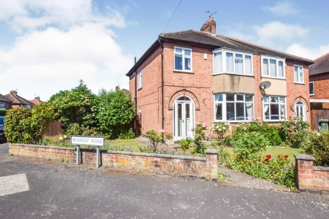 3 bed semi-detached house for sale in Orchard Road, Birstall, Leicester, Leicestershire LE4
