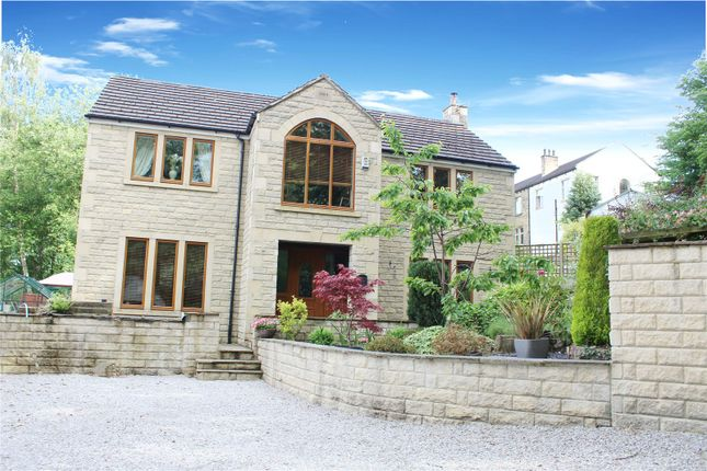 Thumbnail Detached house for sale in Cemetery Lane, Keighley, West Yorkshire