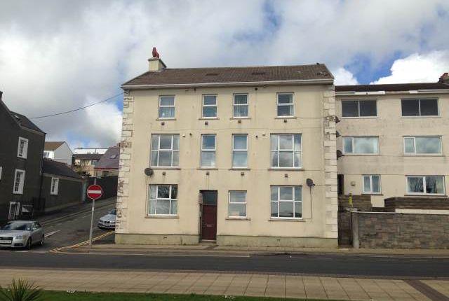Thumbnail Flat to rent in Hamilton Terrace, Milford Haven, Pembrokeshire
