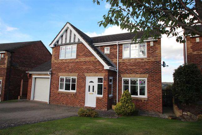 4 bed detached house for sale in Castlehills, Castleside, Consett