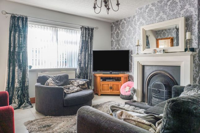 Thumbnail Terraced house for sale in Irwin Place, Craigavon