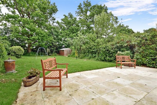 Thumbnail Detached house for sale in Silverlea Gardens, Horley, Surrey