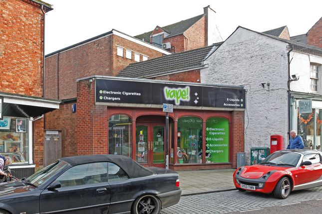 Thumbnail Retail premises to let in High Street, Rushden
