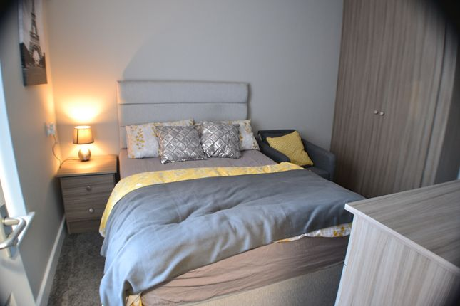 Thumbnail Shared accommodation to rent in Bedford Street, Derby, Derbyshire