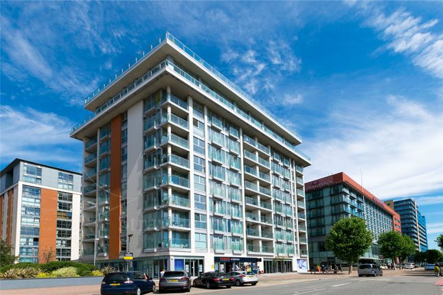 Thumbnail Flat to rent in The Oxygen, 18 Western Gateway, London