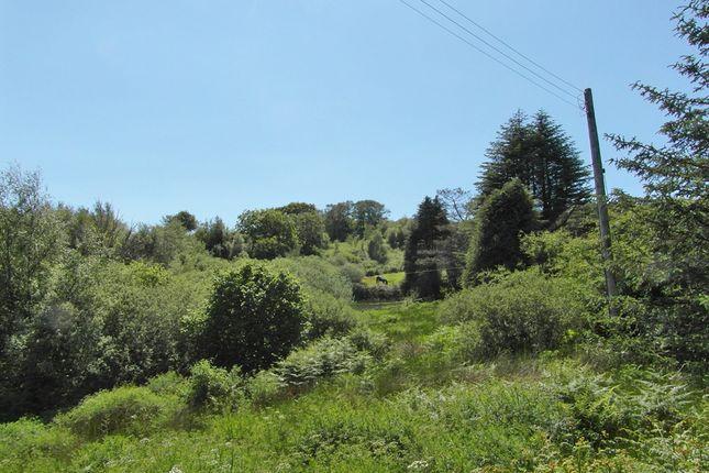 Thumbnail Land for sale in Clachan Seil, Oban