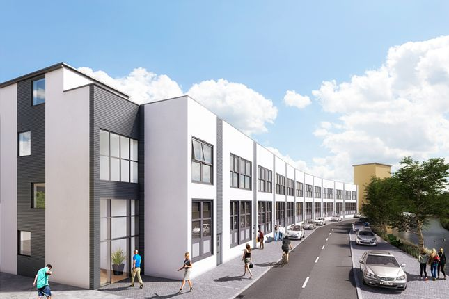 Thumbnail Flat for sale in Centurion Court, Park Road, Hackbridge, Wallington