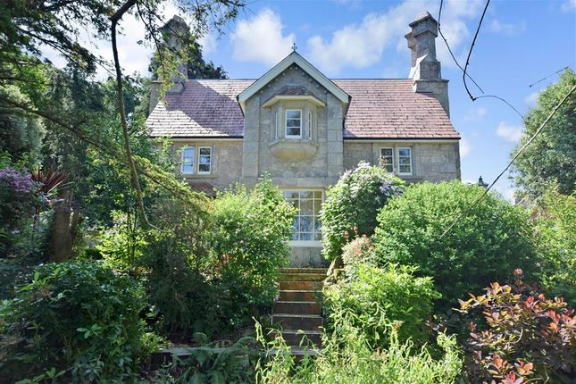 Thumbnail Detached house for sale in Appuldurcombe Road, Wroxall, Ventnor, Isle Of Wight