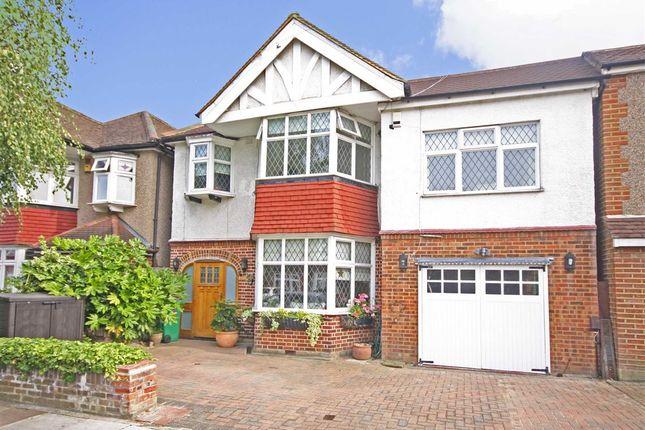 Thumbnail Detached house for sale in Montrose Avenue, Whitton, Twickenham