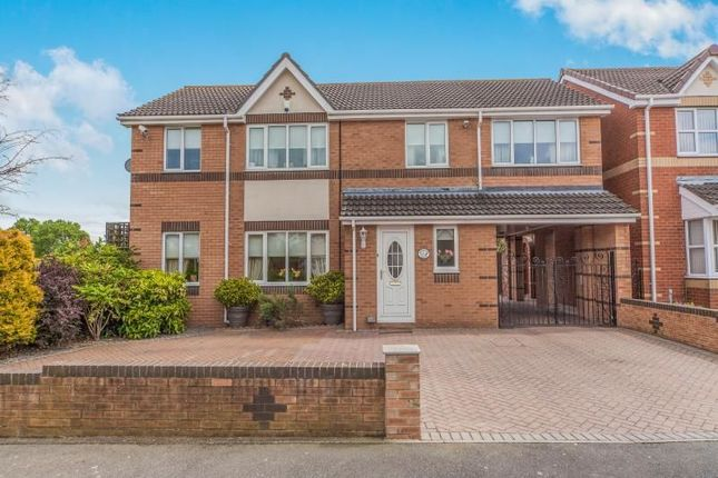 Thumbnail Detached house for sale in Middlehope Grove, Bishop Auckland
