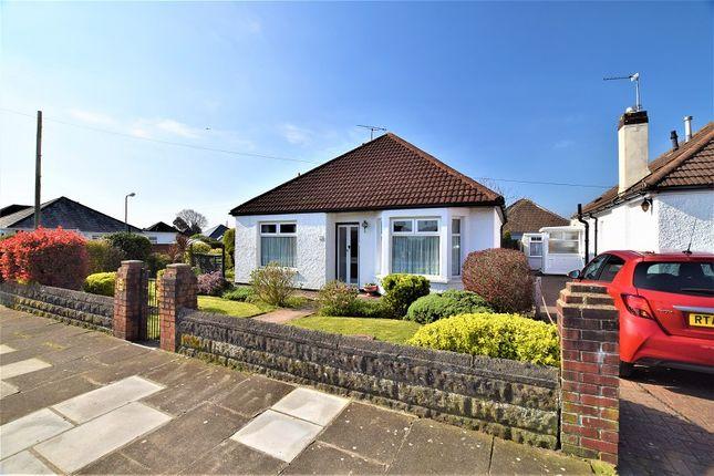 Thumbnail Detached house for sale in Heol Tyn Y Cae, Rhiwbina, Cardiff.