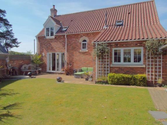 Thumbnail Detached house for sale in Beech Avenue, Taverham, Norwich