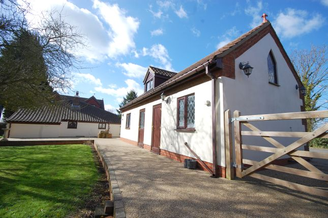 Thumbnail Detached house for sale in Louth Road, South Somercotes, Louth