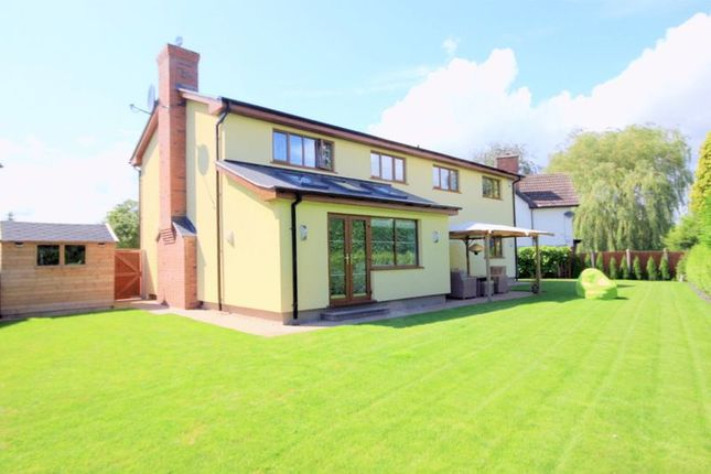 Detached house for sale in Willow Dale, Aston, Stone