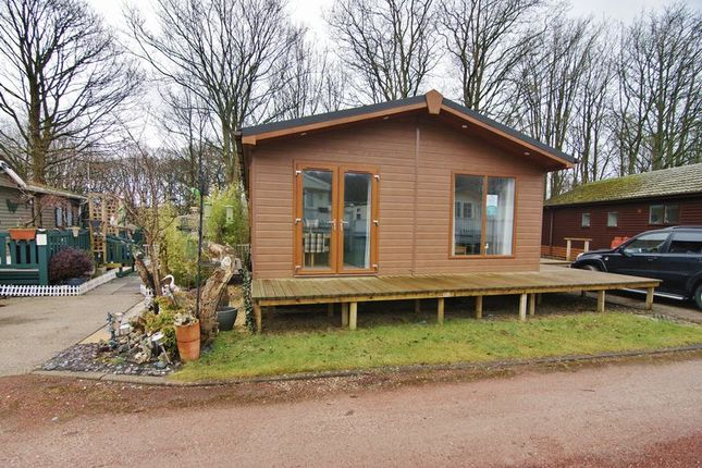 Thumbnail Mobile/park home for sale in Crook O'lune, Caton Road, Crook O Lune