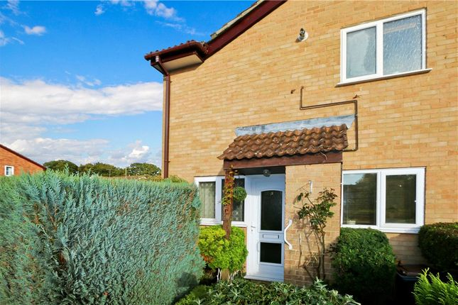 Thumbnail End terrace house for sale in Langham Close, North Baddesley, Southampton, Hampshire