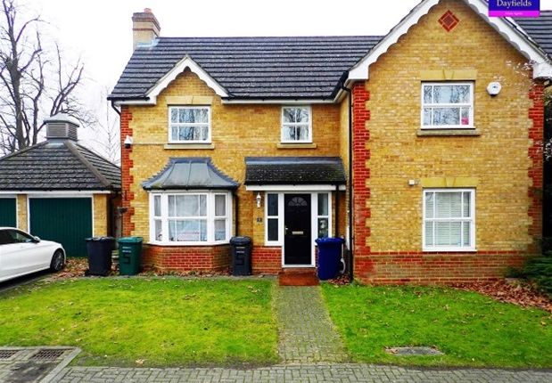 Thumbnail Detached house to rent in Skipton Close, London