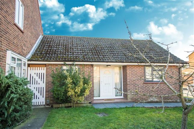 Thumbnail Semi-detached bungalow for sale in Cherry Tree Green, Hertford, Herts