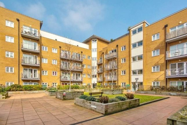 Thumbnail Flat for sale in Peebles Court, 21 Whitestone Way, Croydon
