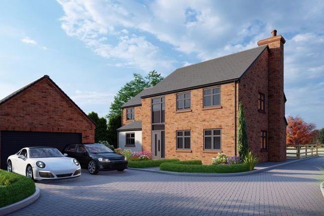 Thumbnail Detached house for sale in Cooks Lane, Nettleton, Market Rasen