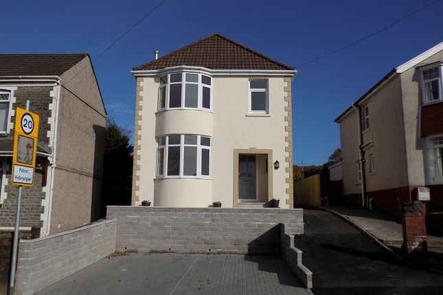 Thumbnail Detached house for sale in Main Road, Bryncoch, Neath, Neath Port Talbot.