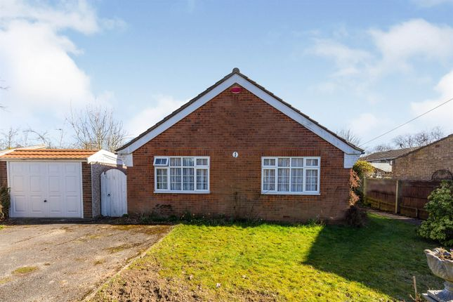Thumbnail Detached bungalow for sale in Hornbeam Close, High Wycombe
