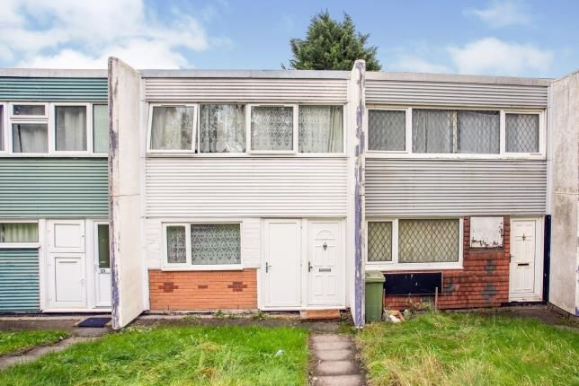 2 bed terraced house for sale in The Hide, Netherfield, Milton Keynes, Bucks MK6