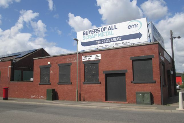 Thumbnail Industrial to let in Cleveland Trading Estate, Darlington