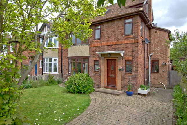 Thumbnail Semi-detached house for sale in Bunkers Hill, Huntingdon Road, Girton, Cambridge