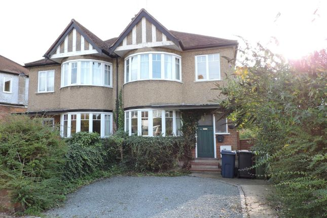 Thumbnail Semi-detached house to rent in Westover Road, Downley, High Wycombe