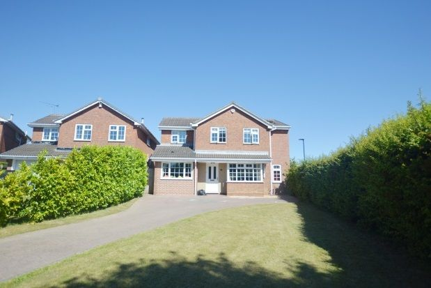 Thumbnail Detached house to rent in Dalby Gardens, Sothall, Sheffield