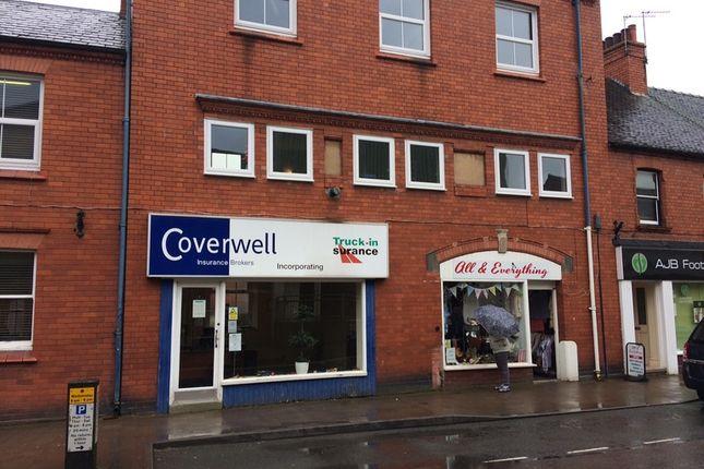 Thumbnail Retail premises to let in Drayton Mill Court, Cheshire Street, Market Drayton