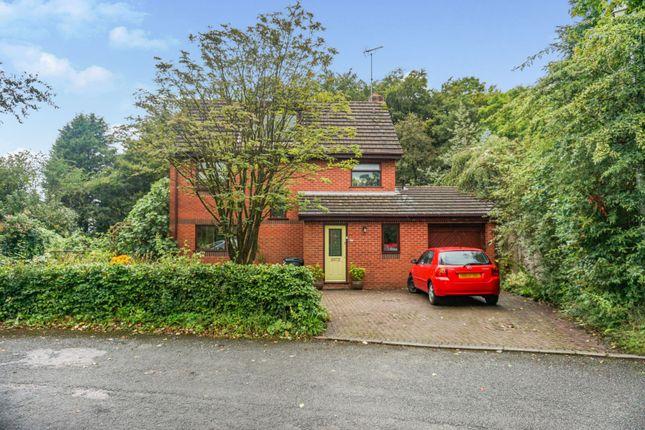Thumbnail Detached house for sale in Rowan Lane, Skelmersdale