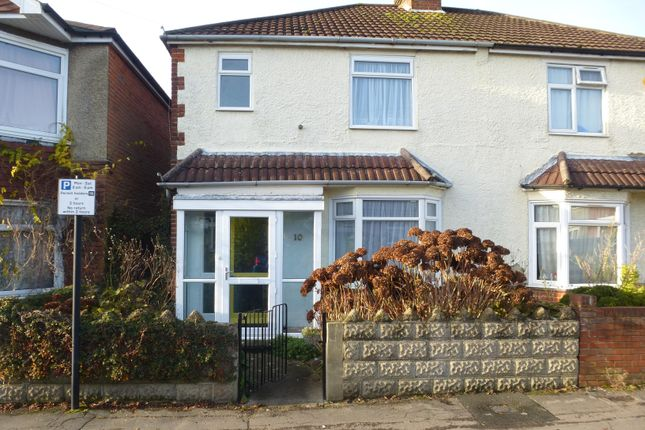 Thumbnail Property to rent in Sandown Road, Shirley, Southampton