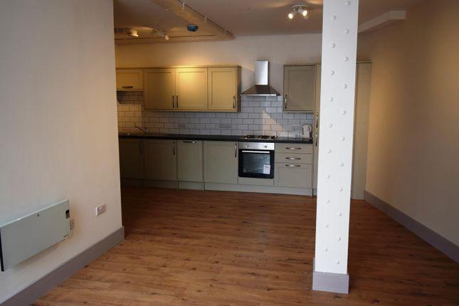 Thumbnail Flat to rent in Market Street, Newport