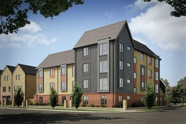 "Thumbnail Property for sale in ""Larsen Apartments - Ground Floor"" at Burlina Close, Whitehouse, Milton Keynes"