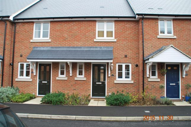 Thumbnail Terraced house to rent in Eglington Drive, Wainscott, Rochester