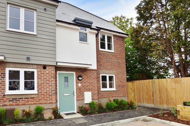 Thumbnail End terrace house to rent in Kings Close, Yapton, Arundel