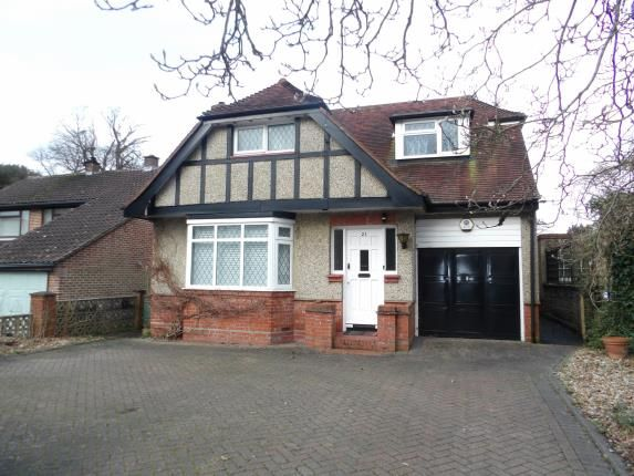 Thumbnail Detached house for sale in Down End Road, Fareham